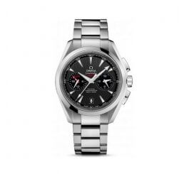 Omega Seamaster Aquaterra 150m Omega Co-Axial GMT Chronograph 43mm Gents Watch 231.10.43.52.06.001