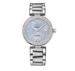 Omega De Ville Ladymatic Co-Axial 34mm Diamond Set Ladies Watch 425.35.34.20.57.002
