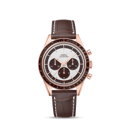 Omega Speedmaster Moonwatch Numbered Edition Chronograph Rose Gold Gents Watch 311.63.40.30.02.001