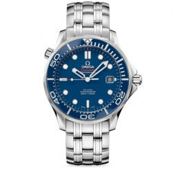 Omega Seamaster 300M Co-Axial 41mm Blue Dial 212.30.41.20.03.001