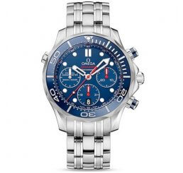 Omega Seamaster Diver 300M Co-Axial Chronograph 41.5mm 212.30.42.50.03.001