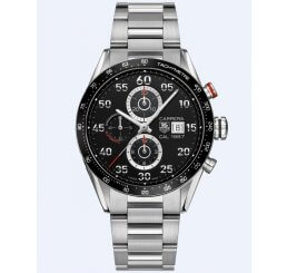 TAG Heuer Carrera 100m Calibre 16 Day-Date Automatic Chronograph CV2A1R.BA0799