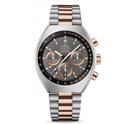 Omega Speedmaster Mark II Co-Axial Chronograph 42.4 x 46.2 mm Gents Watch 327.20.43.50.01.001