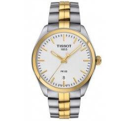 Tissot PR100 Bi-Metal Gents Watch T101.410.22.031.00