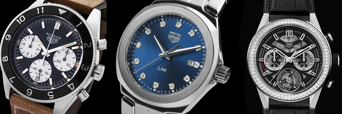 New TAG Heuer