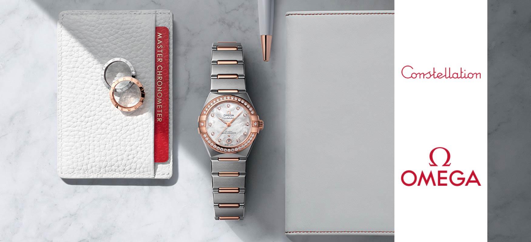 OMEGA Watches Johnsons Jewellers Nuneaton