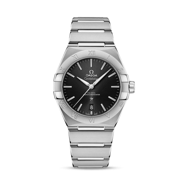 Omega Constellation 39 Co-Axial Master Chronometer Black Watch 131103920010001