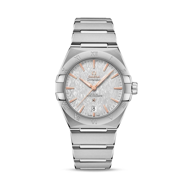Omega Constellation 39 Co-Axial Master Chronometer Grey Watch 13110392006001