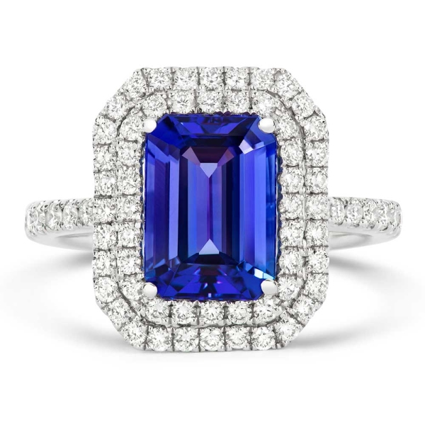 18ct-white-gold-emerald-cut-tanzanite-with-double-diamond-halo-surround-dress-ring