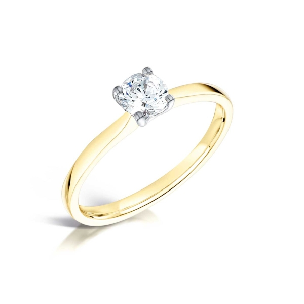 arctic-circle-18ct-yellow-and-white-gold-certificated-single-stone-diamond-ring-0-46ct