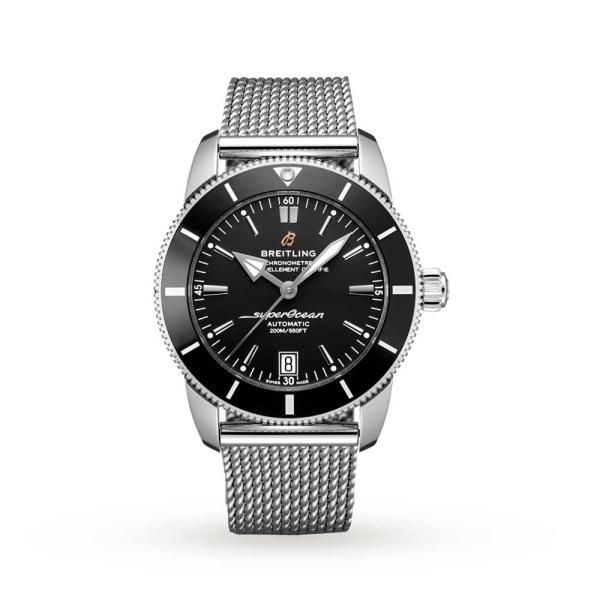 Breitling Superocean Heritage B20 Automatic Black Watch AB2020121B1A1