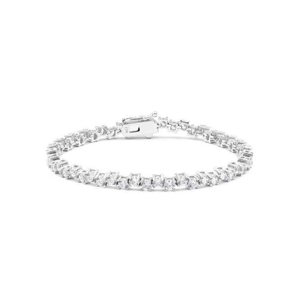 Carat Silver Helene Bracelet CB925W-HELE