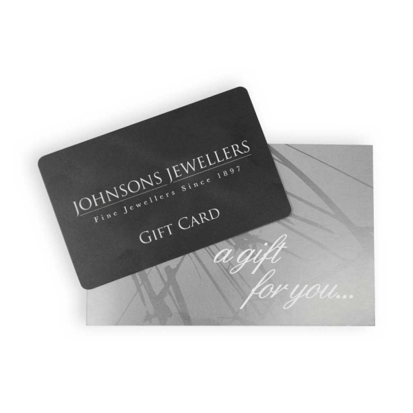 Johnsons Jewellers Gift Card - £100