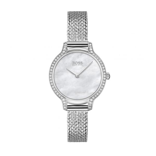 Hugo Boss Gala 28mm MOP Dial Bracelet Watch 1502558