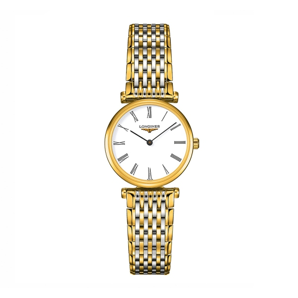 Longines La Grande Quartz Watch - L4.209.2.11.7