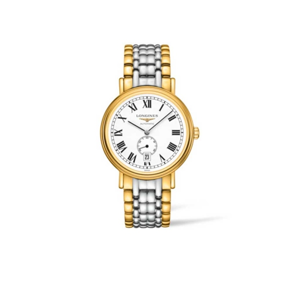 Longines Steel Yellow Gold Prescence Watch L49052117