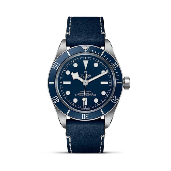 TUDOR Black Bay Fifty Eight Blue 39mm Soft Touch Strap M79030B-0002