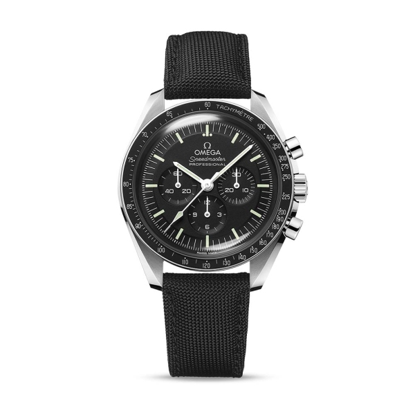 OMEGA Speedmaster Moonwatch CoAxial 42mm Fabric Strap 31032425001001
