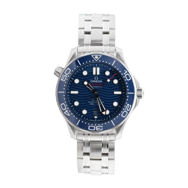 Pre Owned Omega Seamaster 300m Automatic 42mm 21030422003001