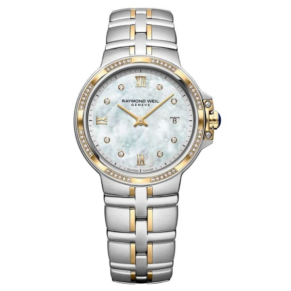raymond-weil-parsifal-steel-and-yellow-mother-of-pearl-diamond-watch-5180-sps-00995