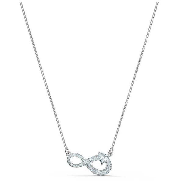 Swarovski Infinity Heart Crystal Necklace 5502576