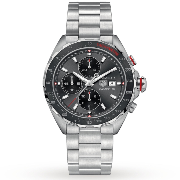 Tag Heuer F1 Chronograph Automatic Watch CAZ2012.BA0876