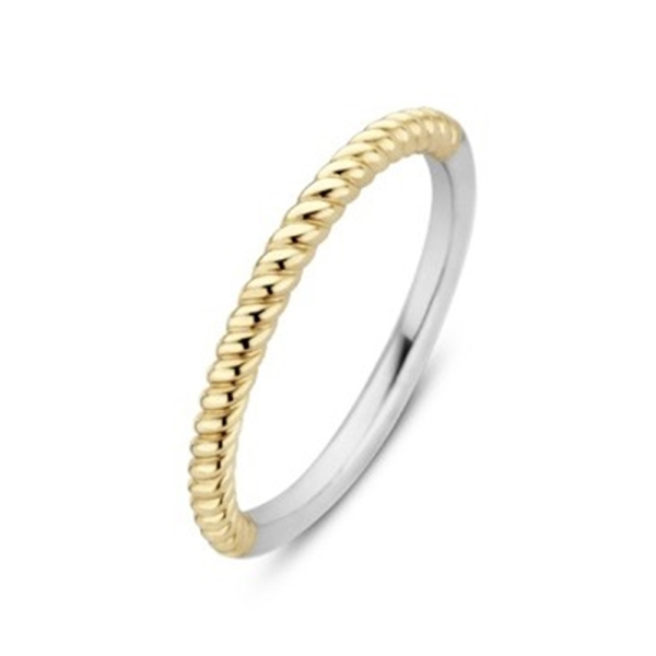 Ti Sento Yellow Plated Rope Band 1936SY