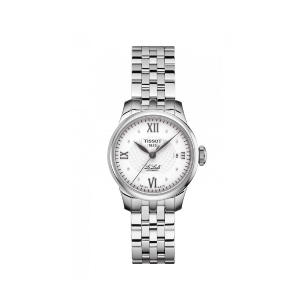 Tissot Le Locle Automatic White Dial T41.1.183.16
