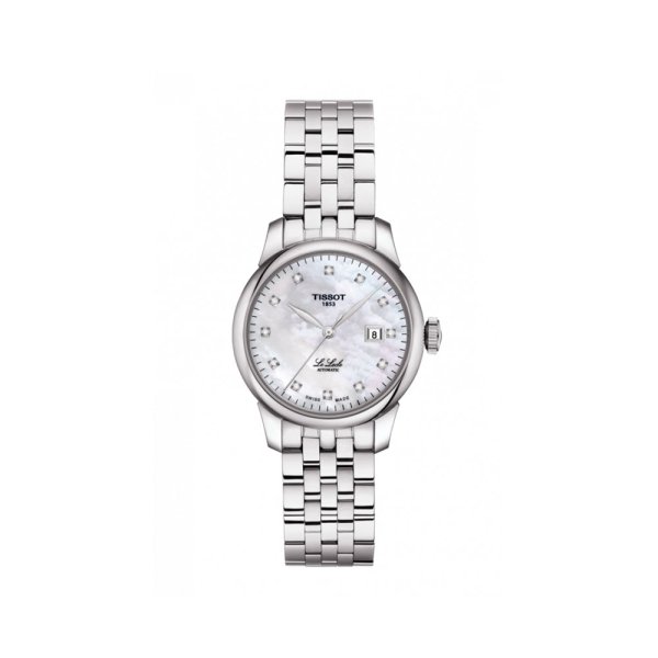 Tissot Steel Le Locle Automatic Lady Watch T0062071111600