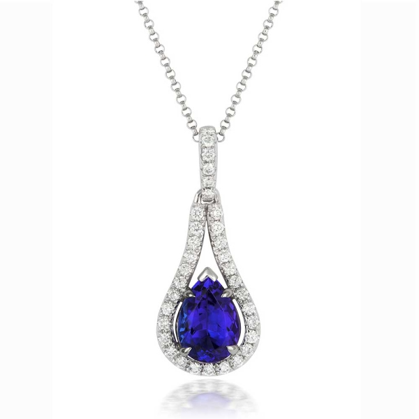 tivon-18ct-white-gold-pear-shaped-tanzanite-and-diamond-surround-drop-necklace