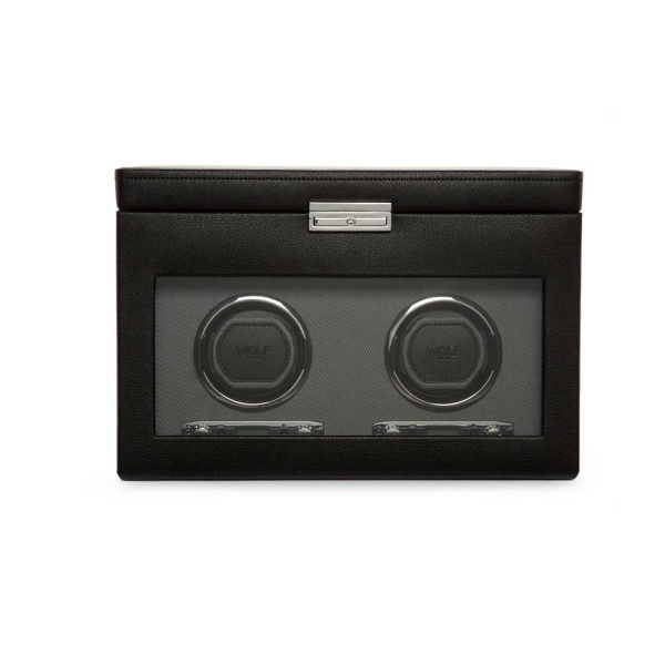 wolf-viceroy-black-double-watch-winder-456202