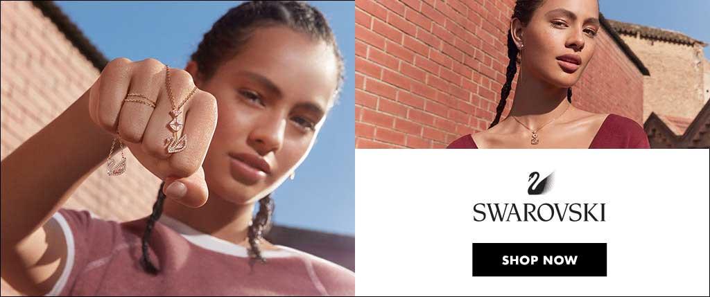 Swarovski Watches Header Banner