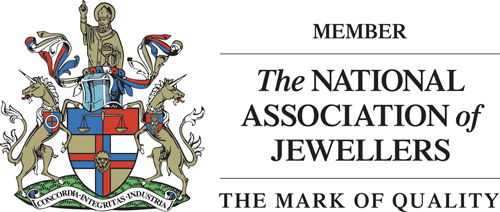 The National Association of Jewellers (NAJ) Logo